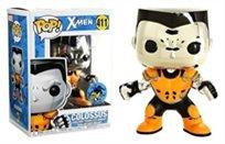 Funko Pop - Colossus Chrome Exclusive (X-Man) 411  בובת פופ