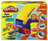להכנת דגמים מיוחדים! מפעל הכיף הקלאסי של Play-Doh מבית Hasbro