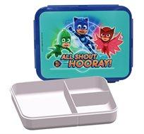 סט 2 קופסאות אוכל לילדים במגוון מותגים אהובים לילדים