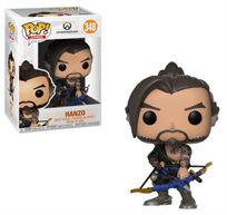 Funko Pop - Hanzo (Overwatch)  348 בובת פופ