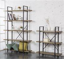 כוורת בעיצוב מודררני לבית או למשרד לאחסון חפצי נוי וספרים TAKE-IT