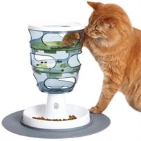 משחק לחתול-מבוך המזון Senses Cat It