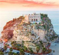 טיול מאורגן לדרום איטליה ל-8 ימים כולל פומפיי, נאפולי, חוף אמלפי וסורנטו החל מכ-$929*