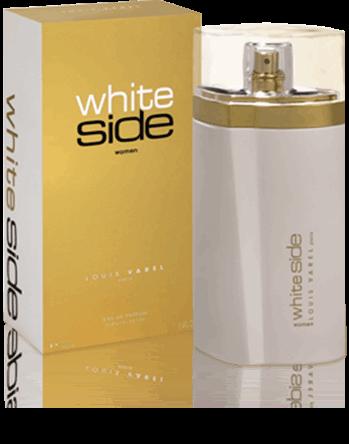 Louis Varel White Side