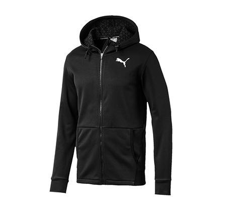 ג'קט ספורטיבי לגברים PUMA L85239101  - שחור