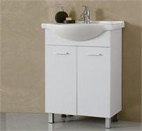 מקלחת של מלכים! סט מעוצב לאמבטיה הכולל ארון, כיור ומראה ב-3 צבעים לבחירה מבית 'חרש'