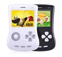 מערכת בידור ניידת לילדים מבית JXD המאפשרת צפיה בסרטים, מוסיקה, משחקים, מצלמת סטילס ומצלמת וידאו