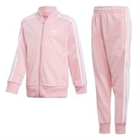 ADIDAS ילדים// TREFOIL TRACK SUIT PINK