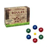 משחק מנהלים Boules  עץ