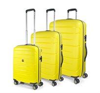 סט מזוודות טרולי 4 גלגלים RONCATO STARLIGHT 2.0