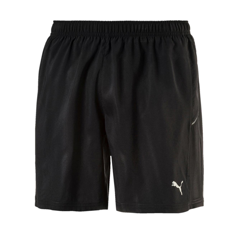 מכנסי ריצה קצרים לגברים PUMA Core-Run 7 Shorts - שחור