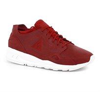 נעלי סניקרס LE COQ SPORTIF LCS R FLOW W METALLIC SUEDE לנשים בצבע אדום