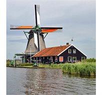 """טיסה בלבד לאמסטרדם או טיסה עם מלון ל-3 או 4 לילות ע""""ב א.בוקר וביטוח רפואי מתנה! החל מכ-$282* לאדם!"""