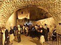 פתח לנו שער בעת נעילת שער-סיור סליחות בעיר העתיקה