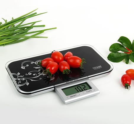משקל דיגיטלי מעוצב למטבח מבית Yeshm