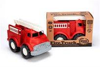 ליין ירוק: משאית מכבי אש - Green Toys