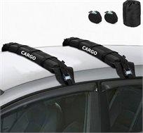 גגון מתנפח לרכב נוח וקל לשימוש כולל רצועת קשירה