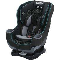 כסא בטיחות עם מאריך רגלים אקסטנד טו פיט Extend2fit בשחור/עגולים Valore