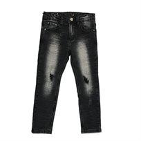 Oro ג'ינס(12 חודשים -16 שנים) -שחור קרע