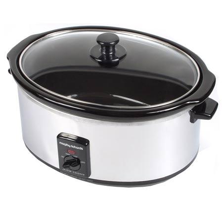 סיר בישול איטי 8 ליטר דגם 48735T