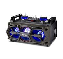 בידורית MUSIC MIX הספק 25W כולל קישורית Bluetooth ומיקרופון חוטי