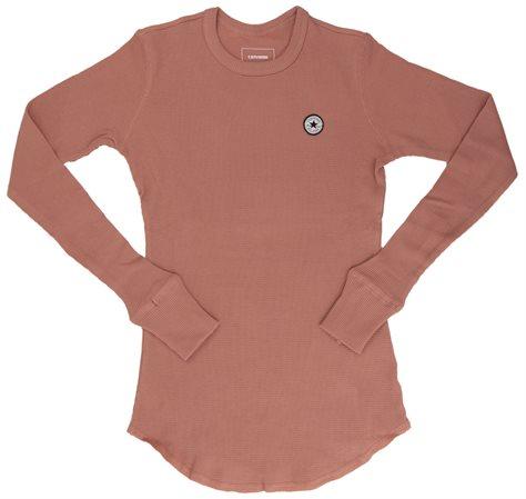 Converse נשים// חולצה אפרסק
