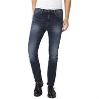PEPE JEANS גברים //  NICKEL Denim Pants Dark Blue