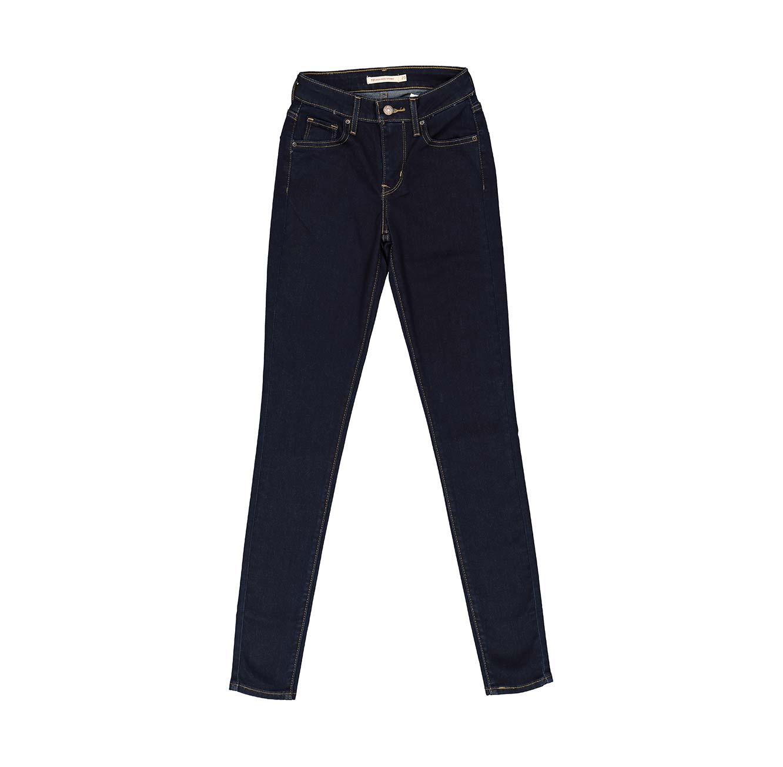 מכנסי ג'ינס Levi's לנשים - כחול כהה