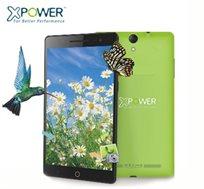 """חושבים גדול! סמארטפון I-7 מבית XPower עם מעבד 8 ליבות, מסך """"7 OGS Full HD, זיכרון 16GB ומצלמת 13MP"""