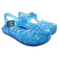 BOSS בוס סנדלים גומי(27-19) - כחול בהיר