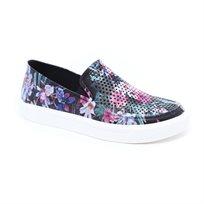Crocs CitiLane Roka Graphic Slipon - נעלי סניקרס קרוקס נשים מחוררים בגרפיקה פרחונית