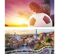 בפסח כדורגל רואים במגרש! ברצלונה מול ריאל סוסיאדד כולל 3 לילות בברצלונה רק בכ-€686* לאדם!