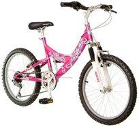 """אופני הרים בולם קדמי """"20-""""26 משילדה מברזל  חישוקים וברקס מאלומיניום"""