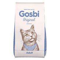 גוסבי סלמון, עוף וטונה Gosbi מזון לחתול בוגר 12 ק''ג