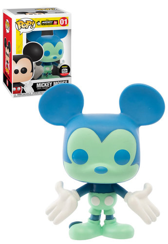 Funko Pop -Mickey Mouse Limited Edition (Disneu) 01 בובת פופ מיקי מרוס