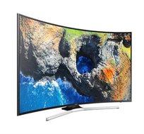 """טלויזיה """"55 SAMSUNG LED 4K Smart TV UHD קעורה דגם UE55MU7350"""