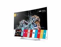"""מתצוגה - טלוויזיה """"55 קעורה בטכנולוגיית OLED Smart TV  דגם 55EG910Y LG -הובלה חינם!"""