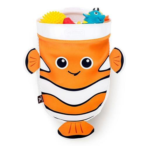 סל צעצועים לאמבטיה עם תליה - דג