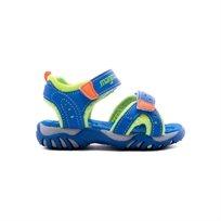 Magma Sandal Strap - סנדל ילדים בצבע רויאל כתום