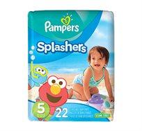 2 מארזי מכנסוני שחייה לתינוקות פמפרס סלפאשרס במגוון מידות