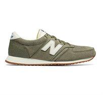 נעלי סניקרס לגברים NEW BALANCE דגם U420LOM - ירוק חקאי