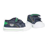 נעלי סניקרס OVS לילדים - ג'ינס
