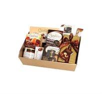 מארז שוקולד בלגי יוקרתי הכולל מגוון רחב של שוקולדים בטעמים שונים