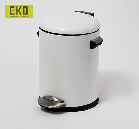 פח אשפה עגול מעוצב 5 ליטר מבית EKO