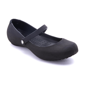 Crocs Alice Suede - נעלי בובה בעיצוב סגור