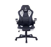 כסא גיימינג בצבע לבן דגם GPDRC-COM-XLW