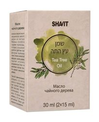 Shavit Organic Tea Tree Oil