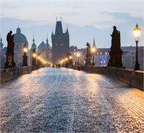 חופשה זוגית בפראג ל-3 לילות במלון 4* 'Panorama' החל מכ-€459*