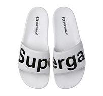 Superga יוניסקס // Puu Sandal לבן