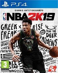NBA 2K19 PS4 אירופאי!